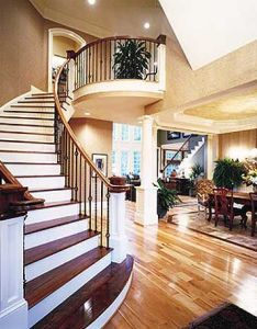European house plans also plan ge four bedroom splendor grey brick staircases and bricks rh pinterest