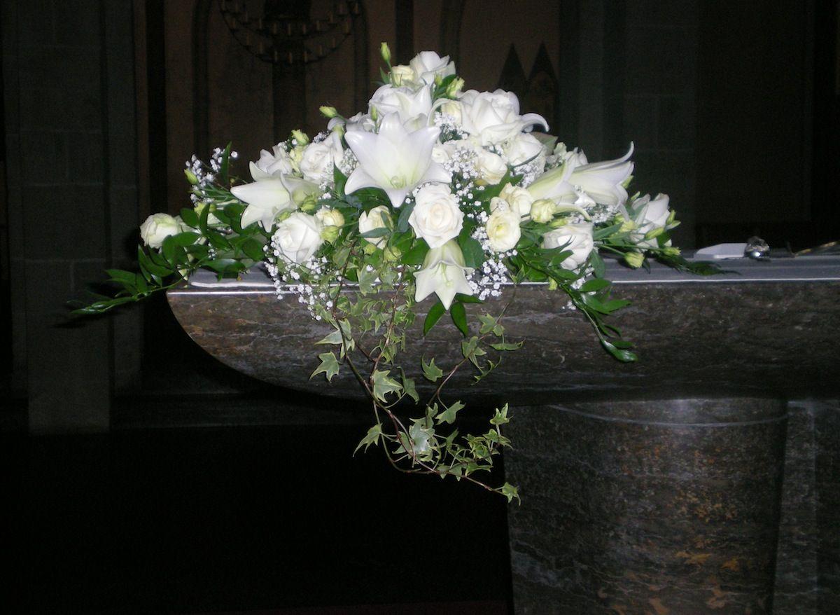 Hochzeitsdekoration  Brautstrau  Reversschmuck
