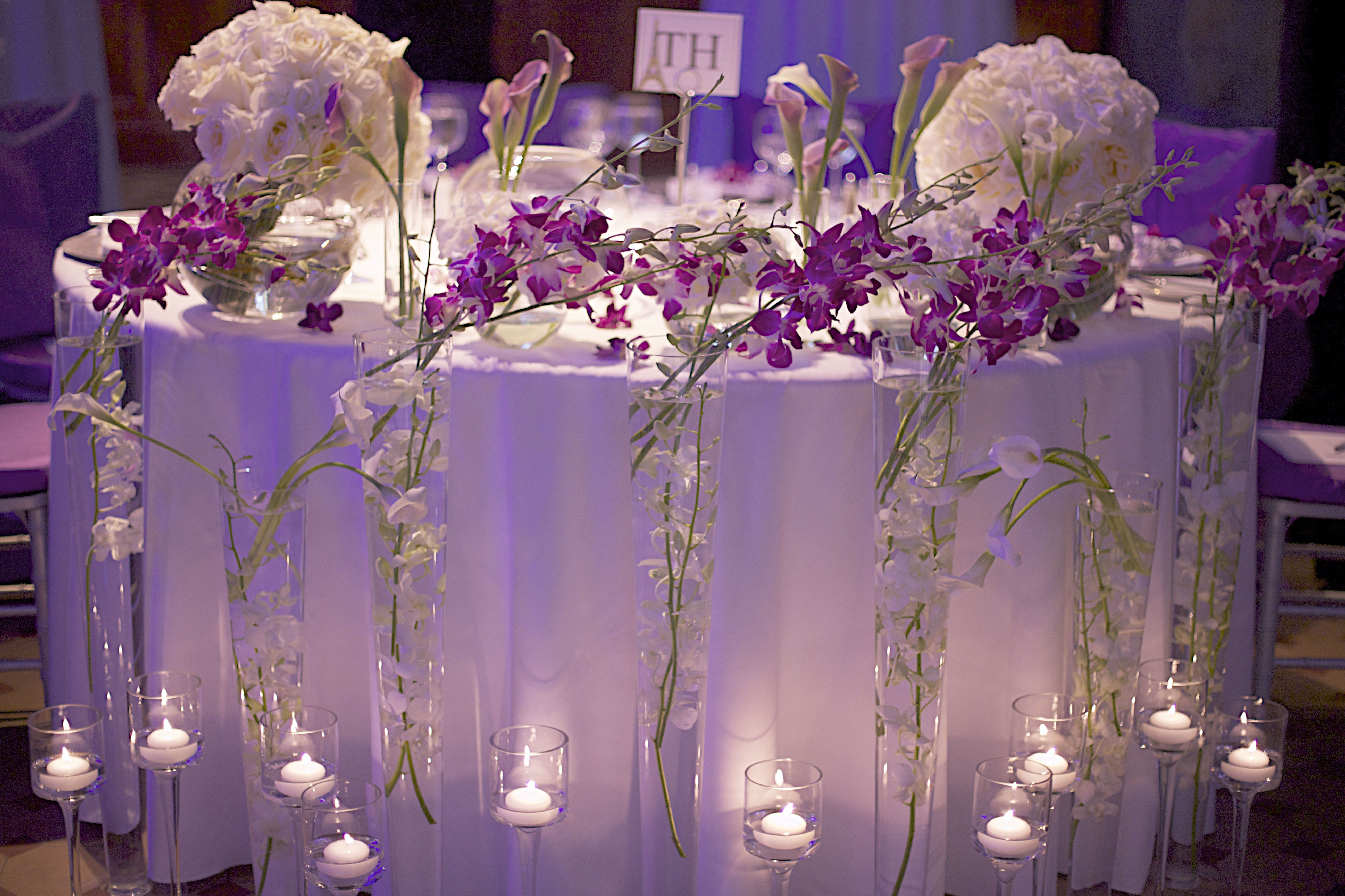 Decorations Unique Head Table