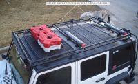 GOBI Jeep JK Wrangler 4 Door Ranger Roof Rack | Jeep jk ...