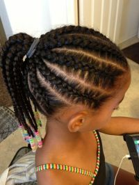 Image result for single braids hairstyles for kids ...