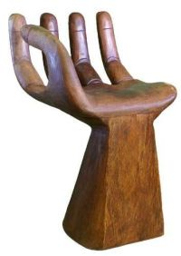 Wooden Hand Chair | Bali Furniture and Decor | Pinterest