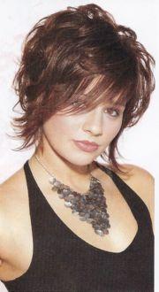 chin-length layered bob hairstyles