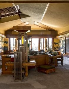 Here   your chance to step inside  stunning california home by frank lloyd wright also rh pinterest