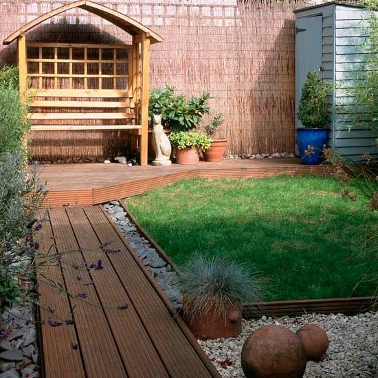 Small Garden Design Ideas To Revitalise A Tiny Space Gardens