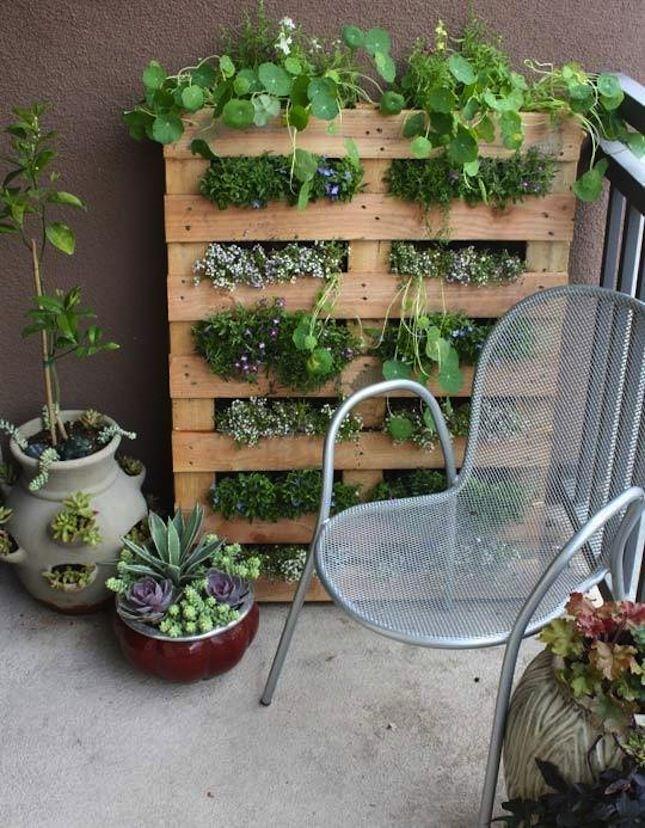 15 Tiny Outdoor Garden Ideas For The Urban Dweller Gardens