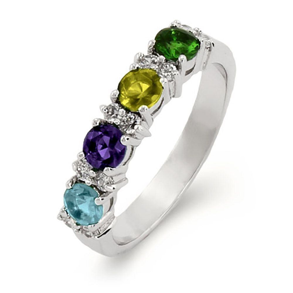 Looking for a glamorous yet personal ring? Our Close To