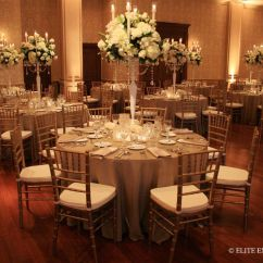 Champagne Banquet Chair Covers Cosco Step Stool Vintage Courtney And Nate 6 18 11 Champaign Country Club Gold