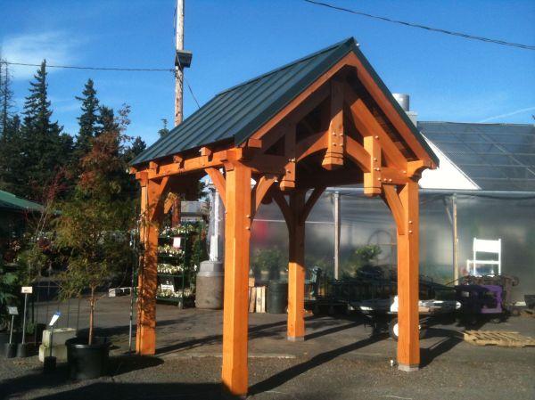 Kit Timber Frame Pavilions