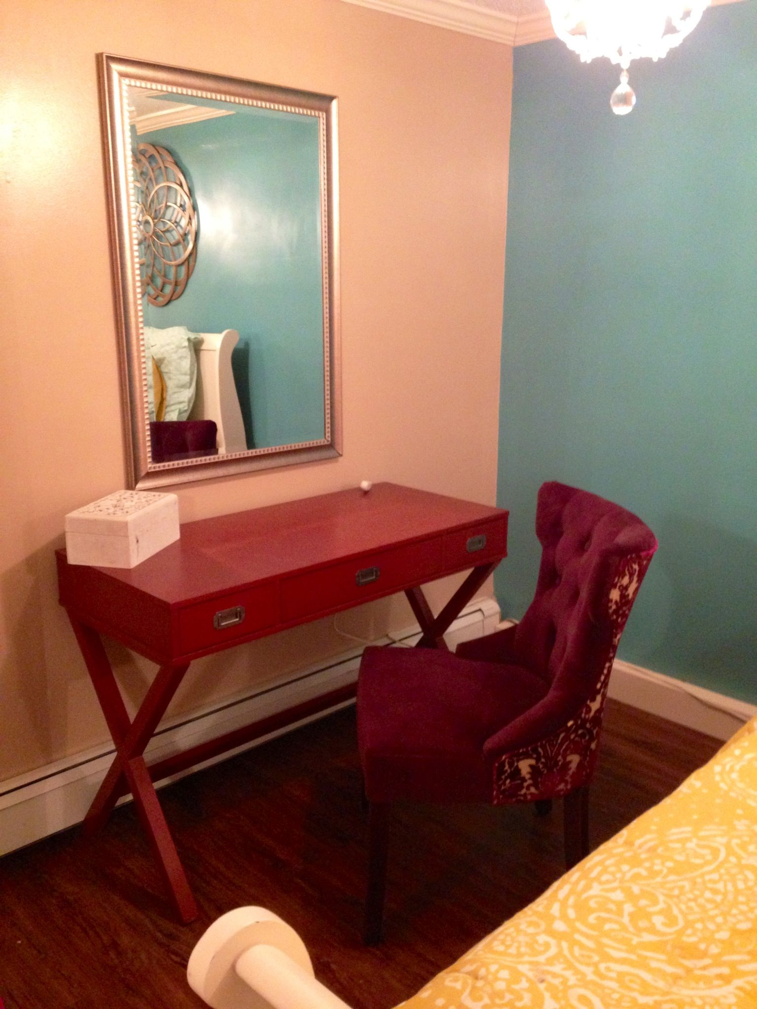 bedroom chairs at target big man recliner basement vanity area desk from chair