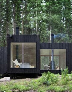 modern and minimalist prefab homes also rh pinterest