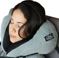 Original Travel Pillow - Includes compression bag and side ...