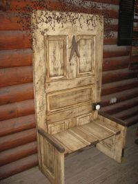 Old Door Crafts on Pinterest | Old Door Projects, Door ...