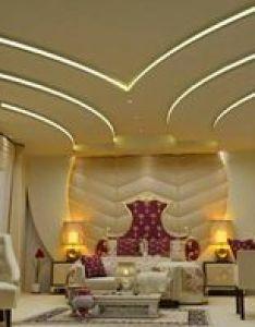 Gypsum board false ceiling design multilevel lights also rh pinterest