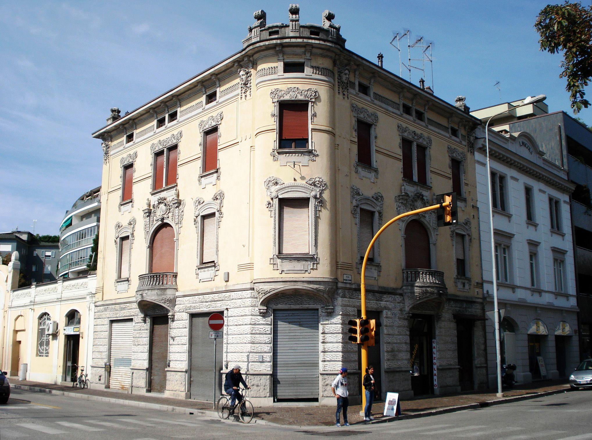 Casa Liberty Udine