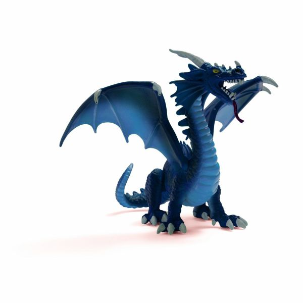 Schleich Blue Dragon Toy Figure Toys & Games