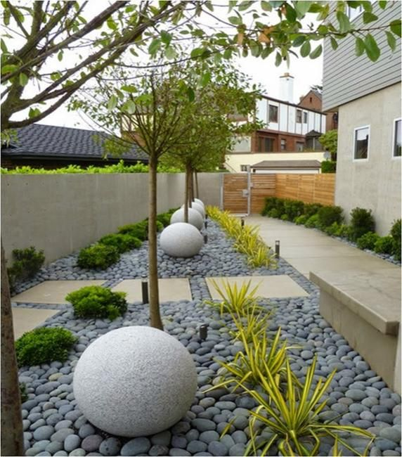 Private Small Garden Design Giardini Pinterest Gardens
