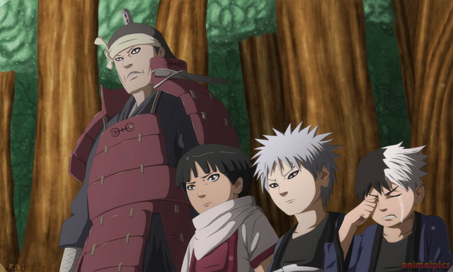 Who Is The Greatest Father Son Combination In Naruto?