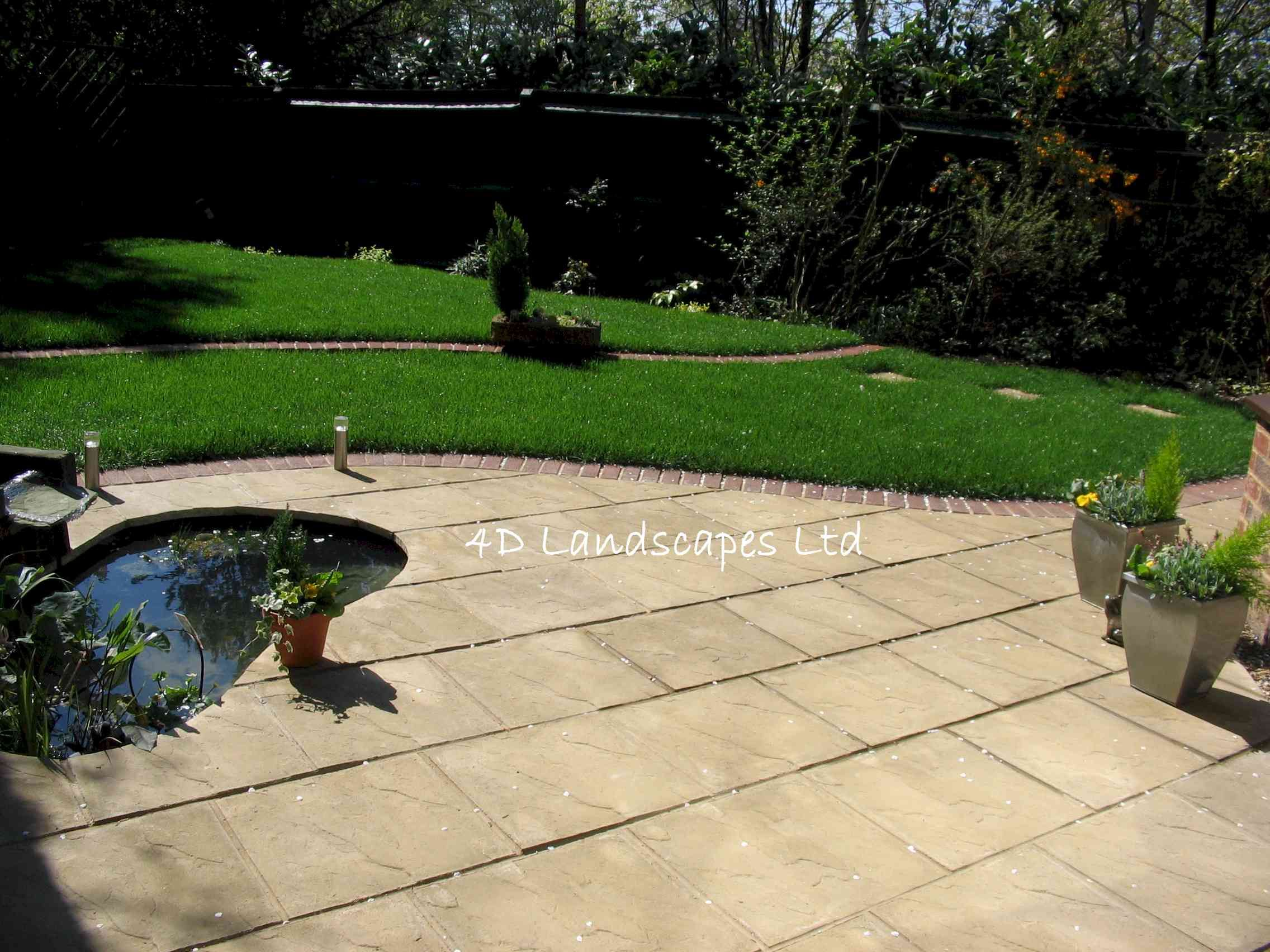 Patio Ideas Sample Garden Designs Landscaping And Construction