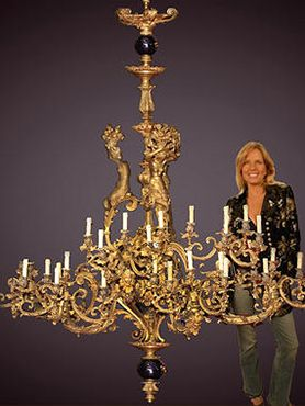 Cleaning Chandeliers Versailles Google Search