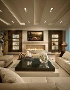 Basements also iluminacion salones decoracion sonia pinterest living rooms rh