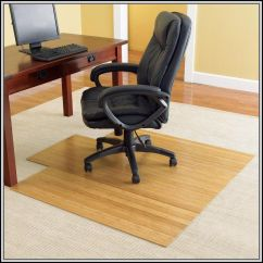 Desk Chair Mat For High Pile Carpet Best Adirondack Chairs Bamboo Http Jeremyeatonart Com