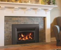 gas fireplaces | Archgard - Gas Fireplace Insert - 34 ...
