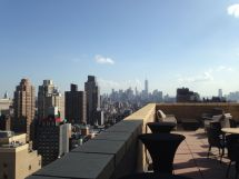 Manhattan Rooftop View