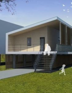 Passive house design from canada wins competition for new orleans low cost also rh pinterest