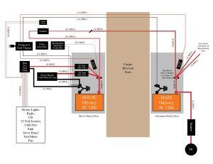 Wiring diagram | Vanagon Westfalia | Pinterest | Diagram