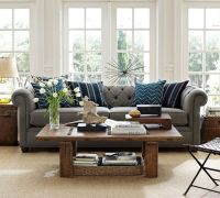 Pottery Barn Living Room Design Ideas | Living room ...
