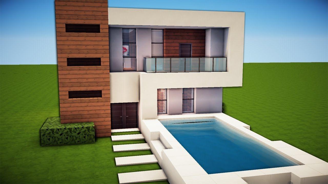 Modern House Ideas Part - 41: Best 25 Minecraft Modern Ideas On Pinterest Modern Minecraft