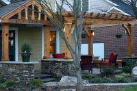 Front Porch Pergola | front-porch-addition-pergolaby ...