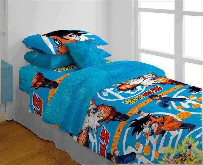 Dragon Ball Z Bedding On The Hunt
