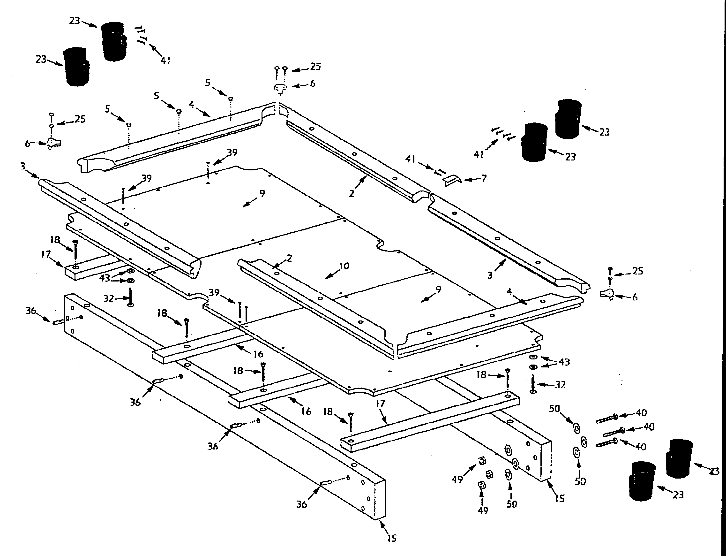 Pool table woodworking plans Beverage Tables Follow these