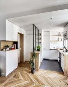 Scandinavian interior designs internal design of home also appartement paris un  refait  neuf par archi  rh za pinterest