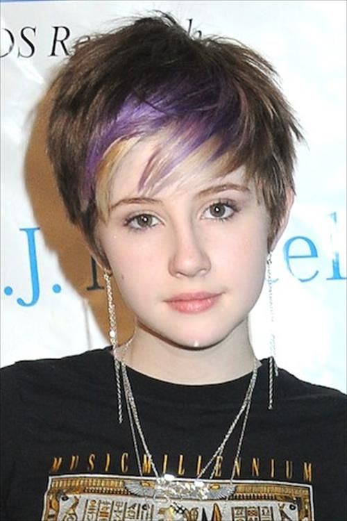 Short Hairstyles For Tween Girls Google Search Kim And Rosie