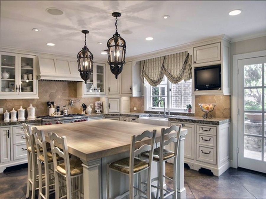 25 Best Ideas About French Provincial Kitchen On Pinterest