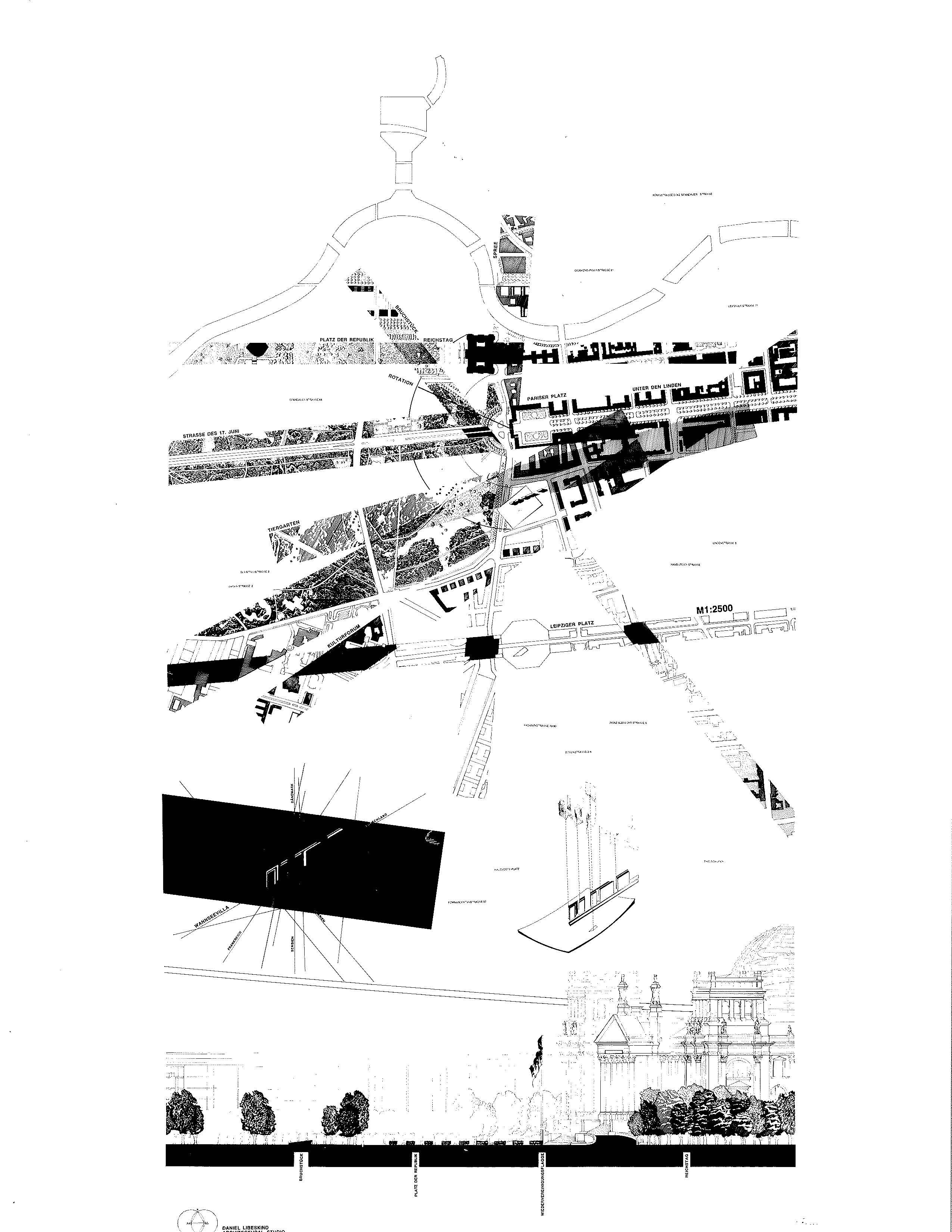 Libeskind Drawing