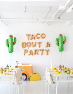 Taco bout  party sign tacos and tequila themed also imagen relacionada virgi pinterest parties rh