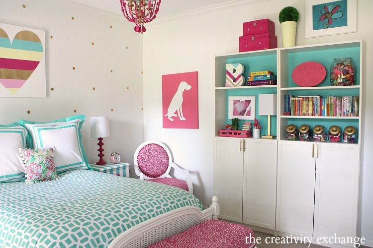 Girl   room revamp project several fun diy projects the creativity exchange also rh pinterest