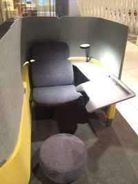The Brody lounge from Steelcase was a big hit! A new ...