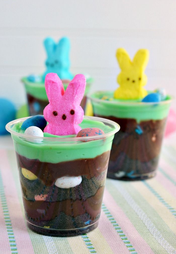 Easter Pudding Ideas