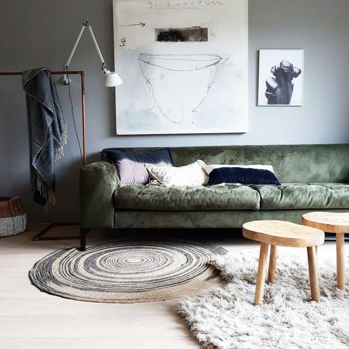 Bank Vt wonen groen  gereserveerd  Home  Pinterest