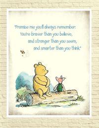 Classic Winnie The Pooh Pooh Wall Art Winnie by ...