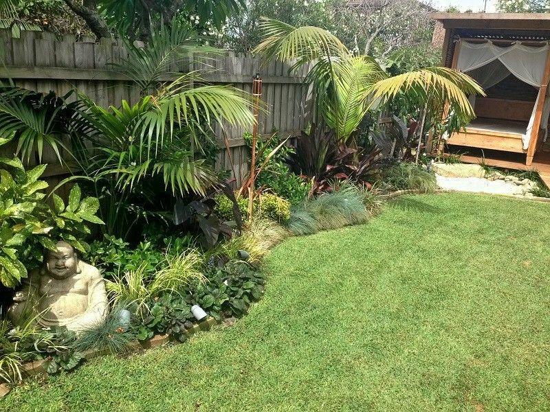 Balinese Garden Northern Beaches Sydney – Tropical Garden Design