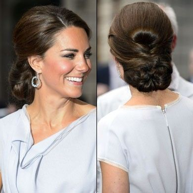 The Coolest Wedding Hair Inspo From The Red Carpet Elite Chignon