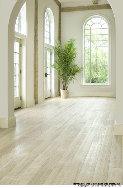 White Washed Floors on Pinterest  White Laminate Flooring