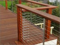 deck railing systems cable | Deck ideas | Pinterest | Deck ...