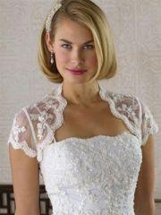 winter wedding hairstyle